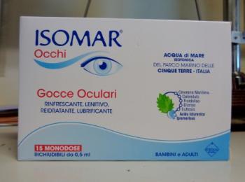 Colliri e lavande oculari farmacia venezia - Optrex bagno oculare ...