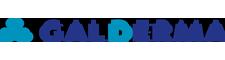Logo della marca Galderma italia spa