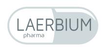 Logo della marca Laerbium pharma srl