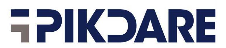 Logo della marca Pikdare srl
