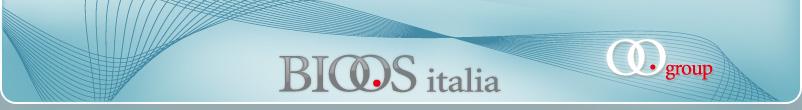Logo della marca Bioos italia srl
