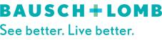 Logo della marca Bausch & lomb-iom spa