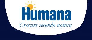 Logo della marca Humana Italia spa