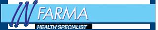 Logo della marca Infarma srl