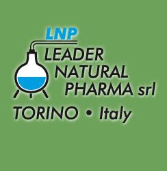 Logo della marca Leader natural pharma srl