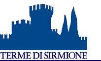 Logo della marca Terme di sirmione