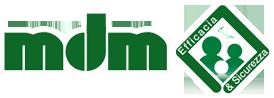 Logo della marca Mdm spa