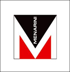 Logo della marca A.menarini ind.farm.riun.srl
