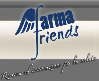 Logo della marca Farma friends srl