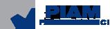 Logo della marca Piam farmaceutici spa