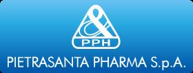 Logo della marca Pietrasanta pharma spa
