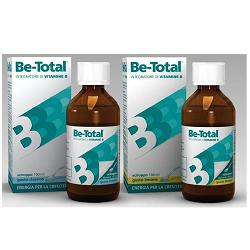 Be-Total sciroppo 100 ml Gusto Limone
