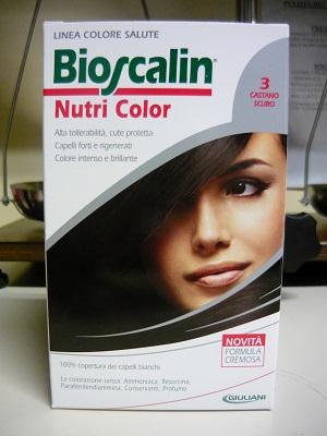 Bioscalin Nutricolor 3 Castano Scuro con Sincro Biogenina
