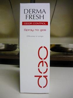 DERMAFRESH deodorante in spray -no gas- da 100ml