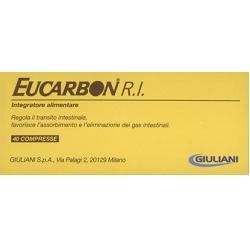 EUCARBON 40 compresse - lassativo