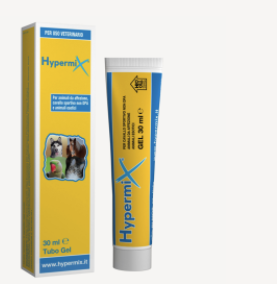 Hypermix formulazione in gel in tubo da 30 ml