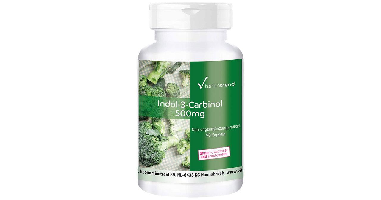 Indolo-3 Carbinolo integratore in capsule