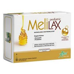 Melilax Microclismi Uso Pediatrico e uso Lattanti