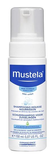 Mustela Shampoo Mousse per il neonato
