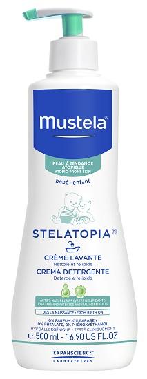 Mustela Stelatopia crema lavante per pelli atopiche