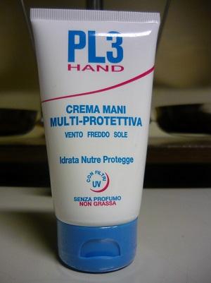 PL3 Hand, crema multiprotettiva per le mani 75 ml