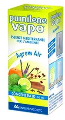 Pumilene Vapo Agrum Air Concentrato