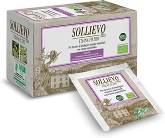 Sollievo Bio Tisana filtri