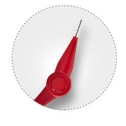 TAU BRUSH scovolino da viaggio, formato tascabile