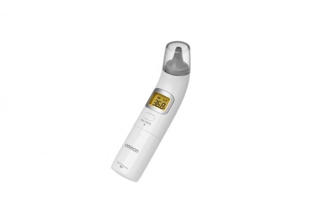 Termometro auricolare digitale OMRON Gentle Temp 521