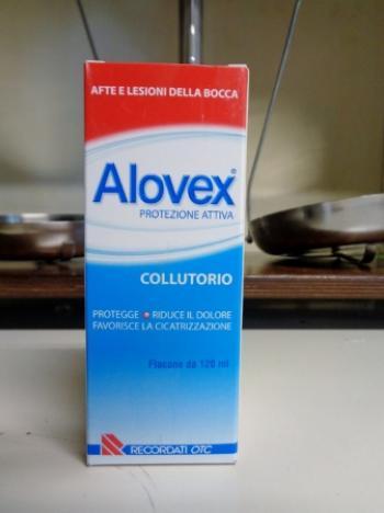 Alovex protezione attiva Colluttorio