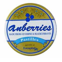 Anberries pastiglie