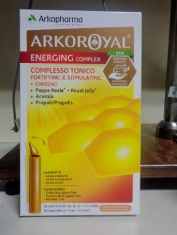 ArkoRoyal Energing Complex Arkofarm 10 flaconcini