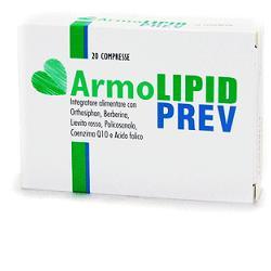 ARMOLIPID PREV, prevenzione della patologia cardiovascolare