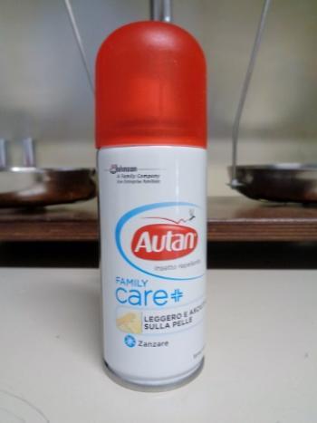 Autan Family Care Insetto Repellente Spray da 100 ml