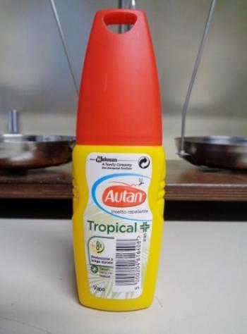 Autan Tropical Vaporizzatore