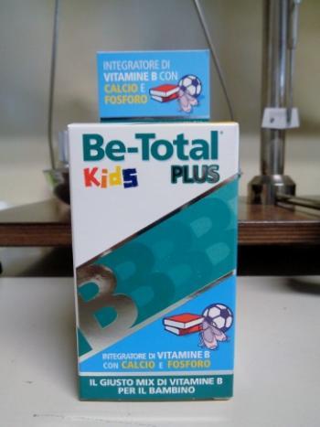 Betotal Plus Kids 30 compresse, Vitam,ine per la crescita