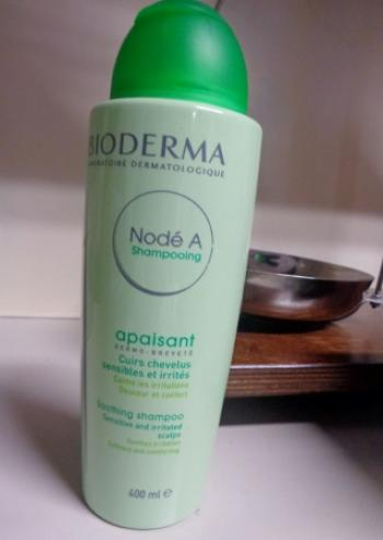 Bioderma NODE' A shampoo lenitivo delicato 400ml