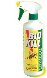 BIOKILL Insetticida Spray per uso domestico 500 ml