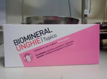 BIOMINERAL integratore per UNGHIE in perle