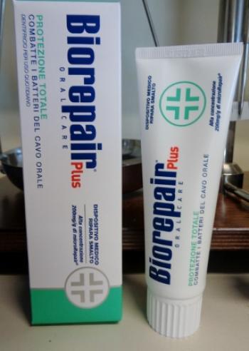 Biorepair Plus Protezione Totale pasta dentifricia