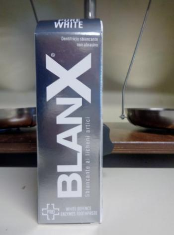 Blanx Pure White 75 ml Dentifricio Sbiancante