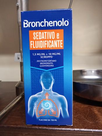 Bronchenolo Sciroppo Tosse Mista