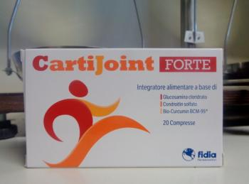 Carti Joint Forte 20 compresse condroprotettivo ed antiossidante