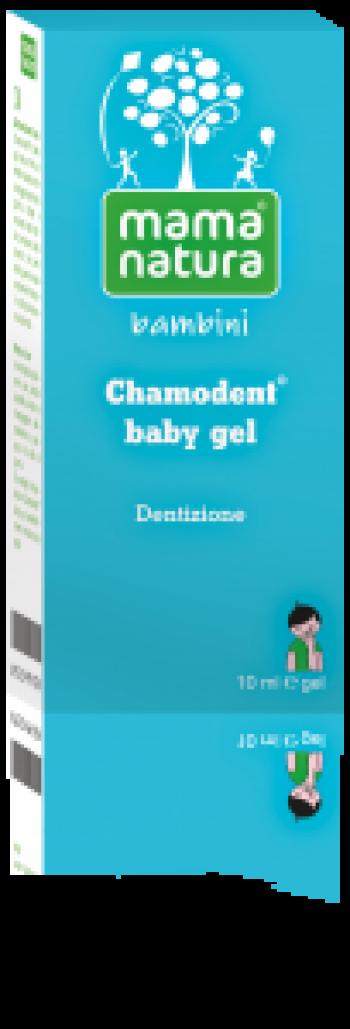 ChamoDent baby, gel gengivale per i primi dentini
