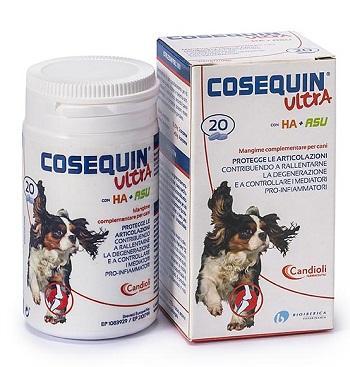 Cosequin Ultra 20 compresse appetibili
