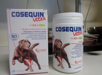 Cosequin Ultra con HA e ASU 80 Compresse