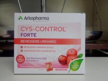 Cys-Control Forte con D-Mannosio bustine
