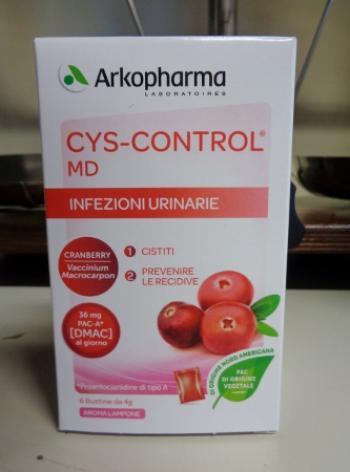 Cys Control MD Bustine