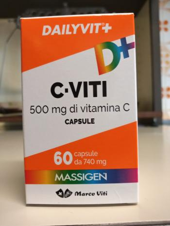 DailyVit+ Viti Vitamina C 500 mg