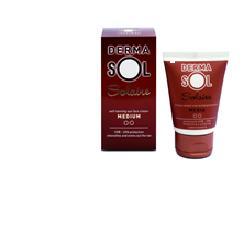 Dermasol crema solare autopigmentante protezione media